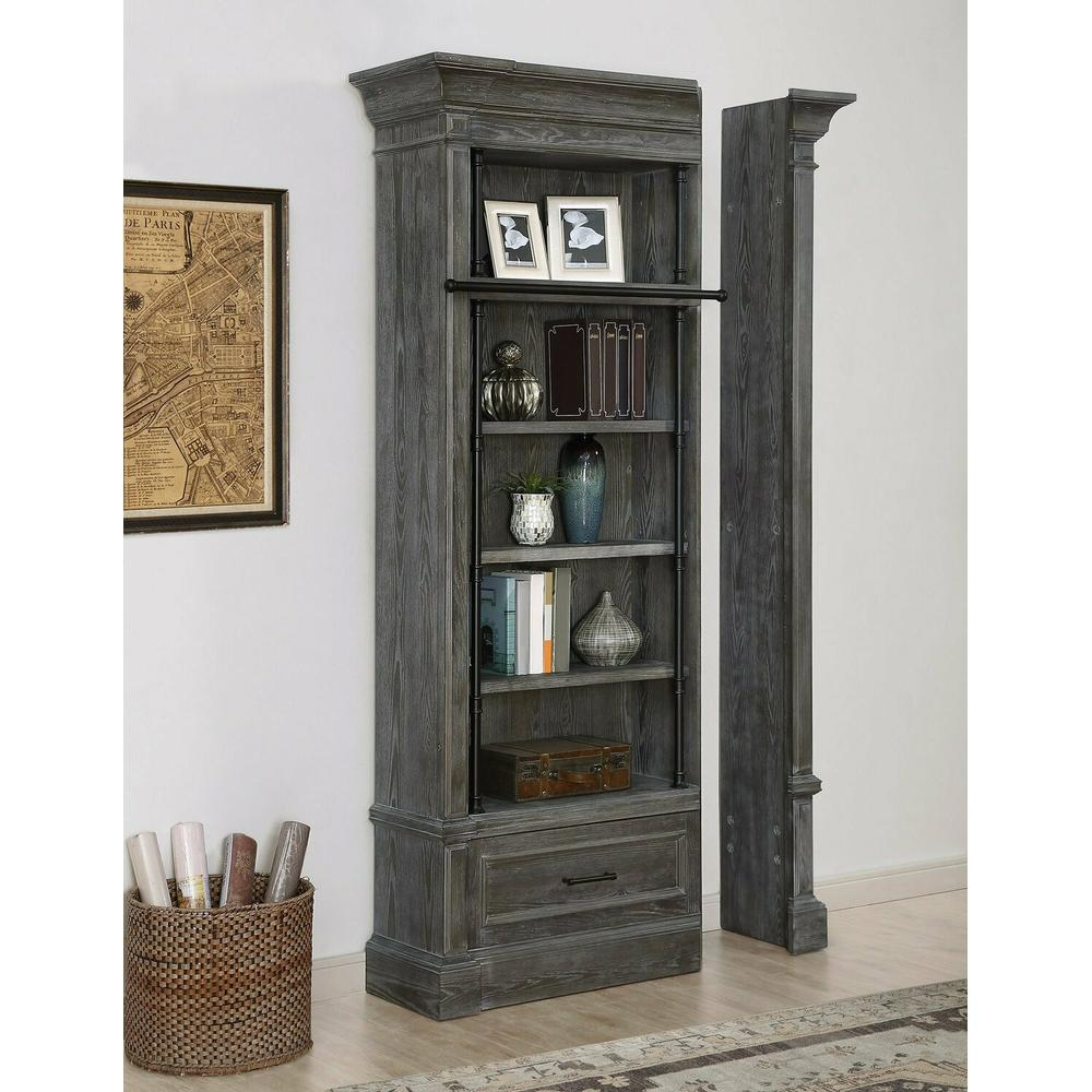 See Details - GRAMERCY PARK Museum Bookcase