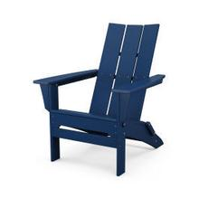 View Product - Modern Folding Adirondack in Navy