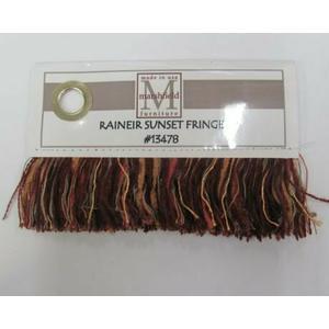 Marshfield - Rainier Sunset Fringe