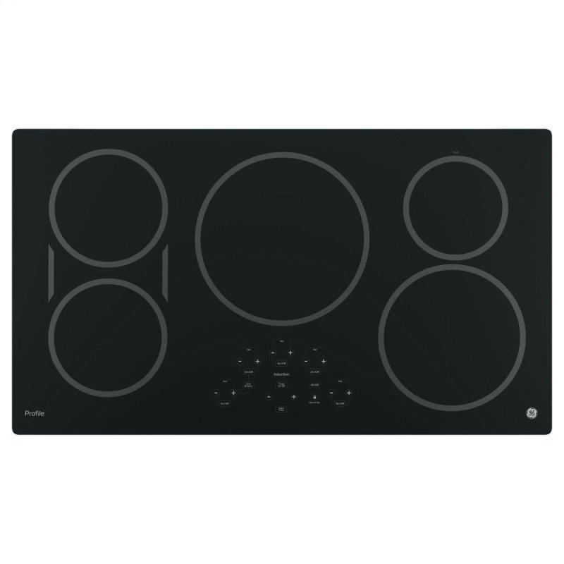 """36"""" Built-In Touch Control Induction Cooktop"""