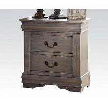 View Product - Louis Philippe Gray Nightstand