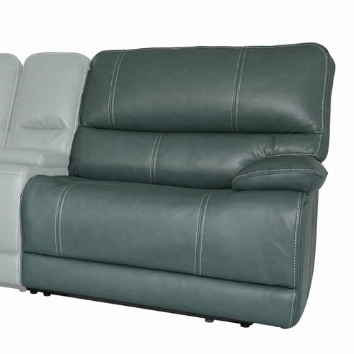 Parker House - SHELBY - CABRERA AZURE Power Right Arm Facing Recliner
