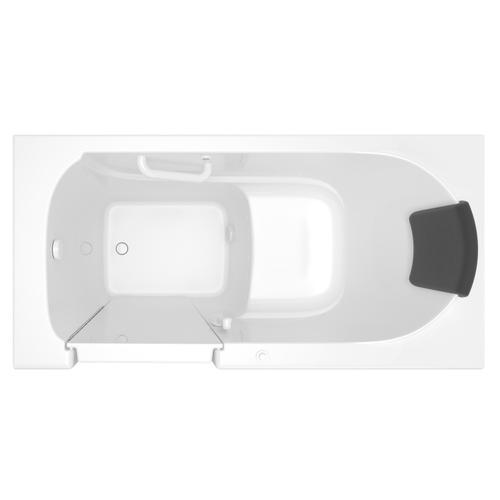 American Standard - Premium Series 30x60 Air Spa Walk-in Tub, Left Drain  American Standard - White