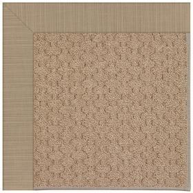 Creative Concepts-Grassy Mtn. Dupione Sand Machine Tufted Rugs