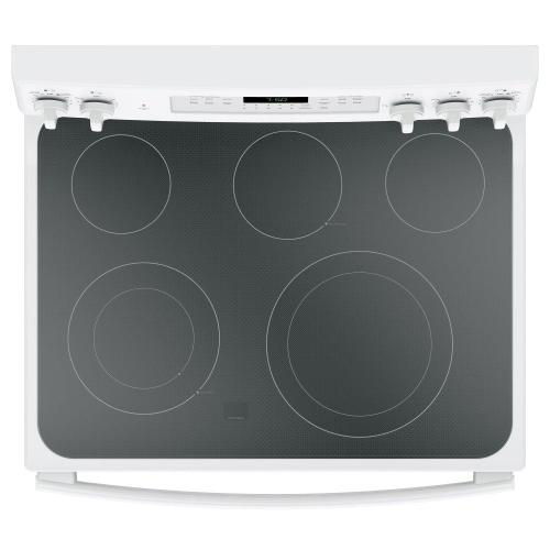 """GE Appliances - GE® 30"""" Free-Standing Electric Convection Range"""