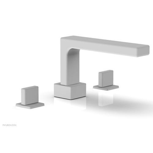MIX Deck Tub Set - Blade Handles 290-40 - Satin White