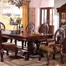 Tuscany I Formal Dining Table