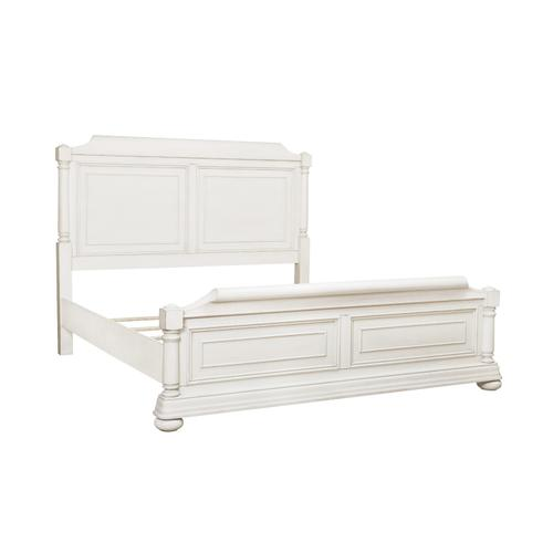 Lafayette Queen-King Panel Sleigh Rails
