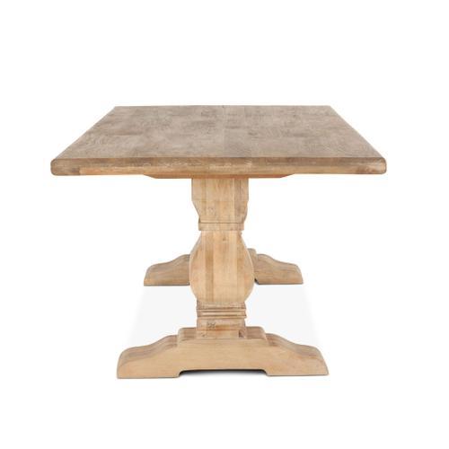 "San Rafael 72"" Dining Table Antique Oak"