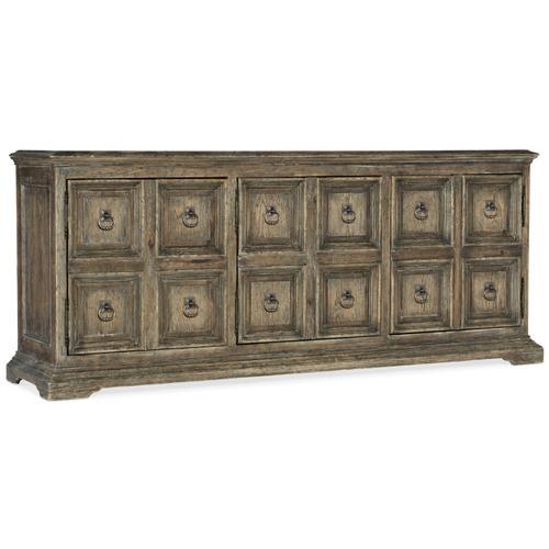 Hooker Furniture - La Grange Winchester Media Console