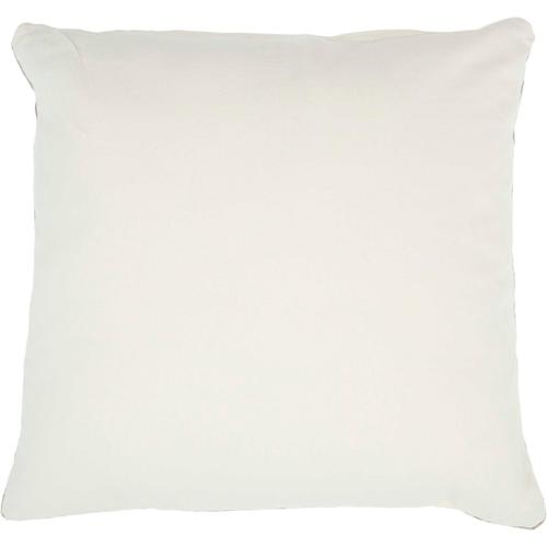 """Life Styles Ss900 Taupe 16"""" X 16"""" Throw Pillow"""