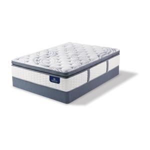 Perfect Sleeper - Elite - Trelleburg - Super Pillow Top - Firm - Queen Product Image