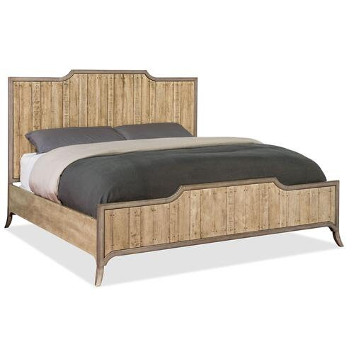 Bedroom Urban Elevation 5/0 Panel Headboard