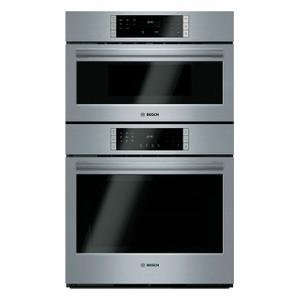 Bosch800 Series Combination Oven 30'' Stainless Steel HBL87M53UC