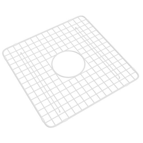 White Wire Sink Grid For RC3719 Kitchen Sink
