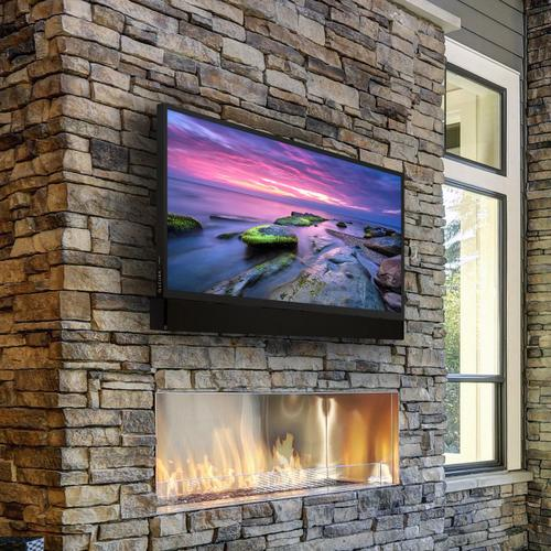 """Seura - Shade Series 75"""" Outdoor 4K UHD TV for Shaded Areas"""