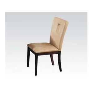 Cream Bycast Side Chair
