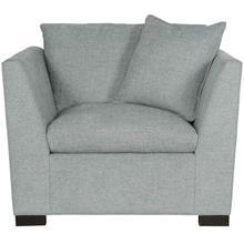 "Serenity Chair (42-1/2"" D) in Mocha (751)"