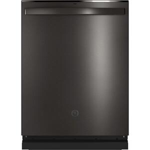 GE® Top Control with Stainless Steel Interior Dishwasher with Sanitize Cycle & Dry Boost with Fan Assist Product Image