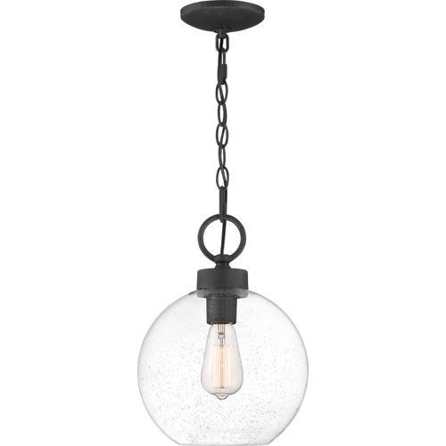 Quoizel - Barre Outdoor Lantern in Grey Ash