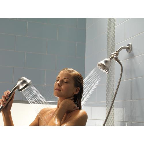 """Stainless 60""""-80"""" Hand Shower Hose"""