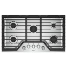 See Details - 36-inch Gas Cooktop with EZ-2-Lift™ Hinged Cast-Iron Grates