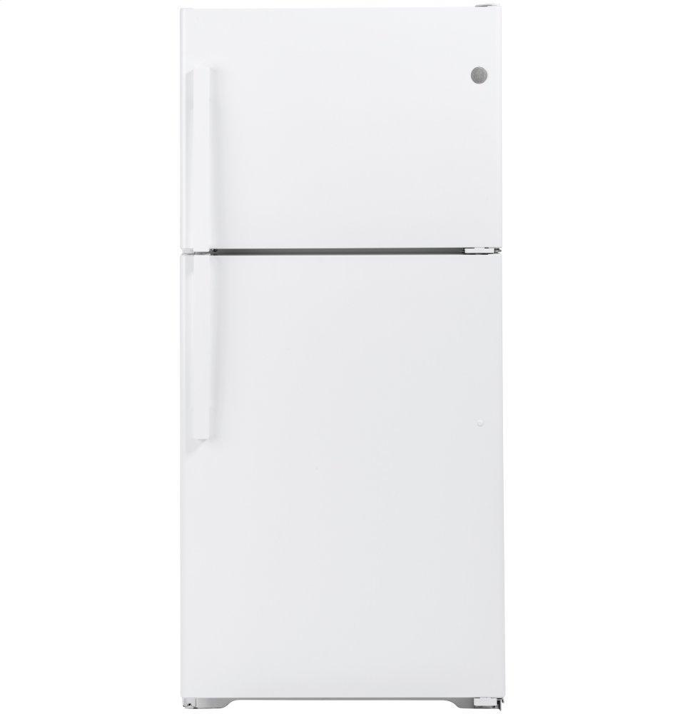 GEEnergy Star® 19.2 Cu. Ft. Top-Freezer Refrigerator
