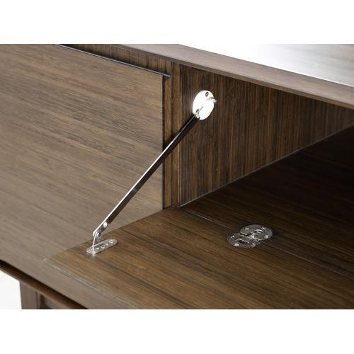 Greenington Fine Bamboo Furniture - Currant Sideboard, Black Walnut