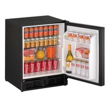 "21"" Refrigerator With Black Solid Finish (115 V/60 Hz Volts /60 Hz Hz)"