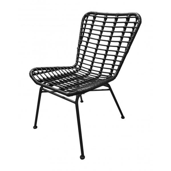 Lorena Dining Chair Black