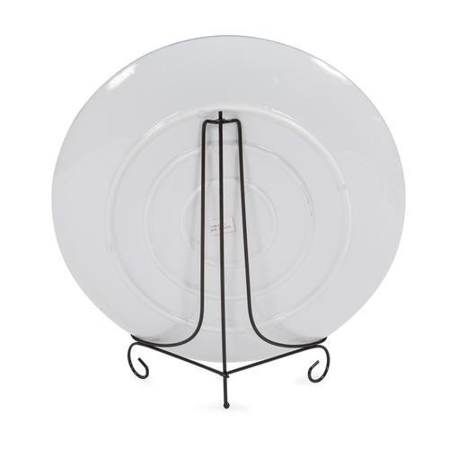 Howard Elliott - Color Blend Ceramic Decorative Plate