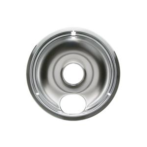 GE8 inch Electric Range Trim Ring and Burner Bowl