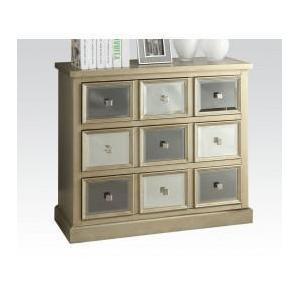 Acme Furniture Inc - Silver , Gray Console Table