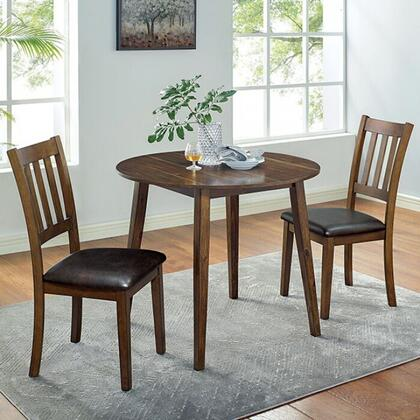 See Details - Blackwood 3 Pc. Round Table Set