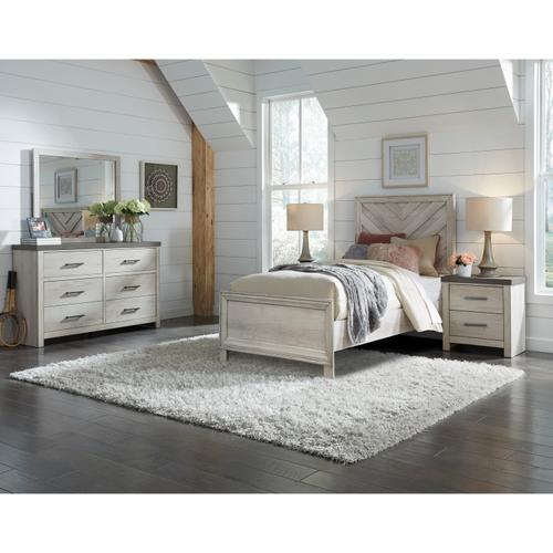 Twin / Full Bed Side Rails