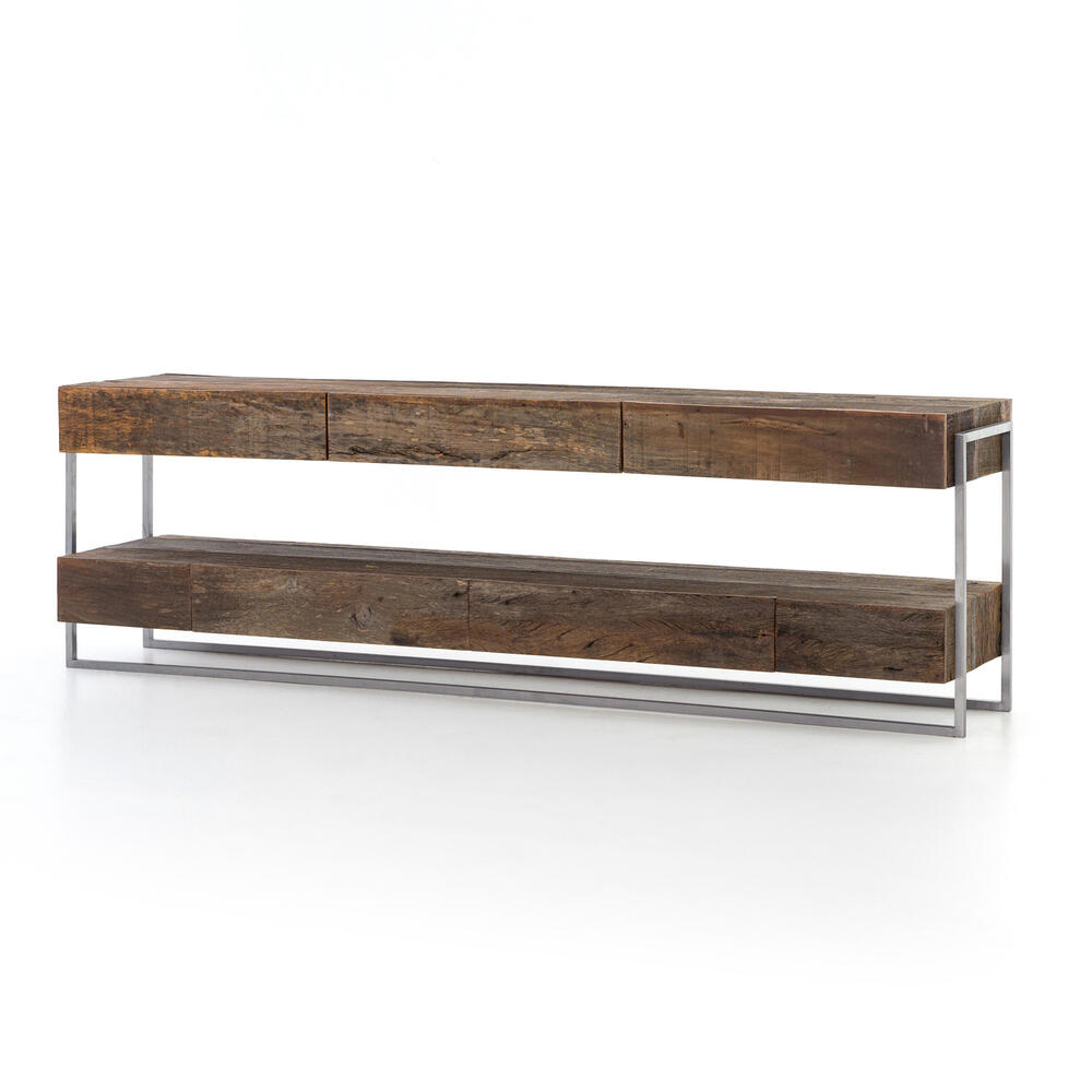 Carson Media Console-peroba Natural