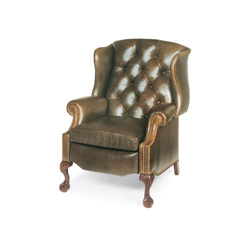 Hancock and Moore - 1013-PR STERLING TUFTED WING CHAIR POWER RECLINER