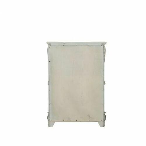 ACME Braylee Chest - 27186 - Antique White