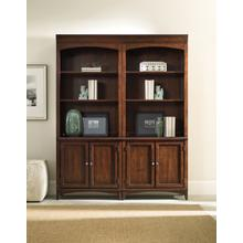 See Details - Latitude Bunching Bookcase