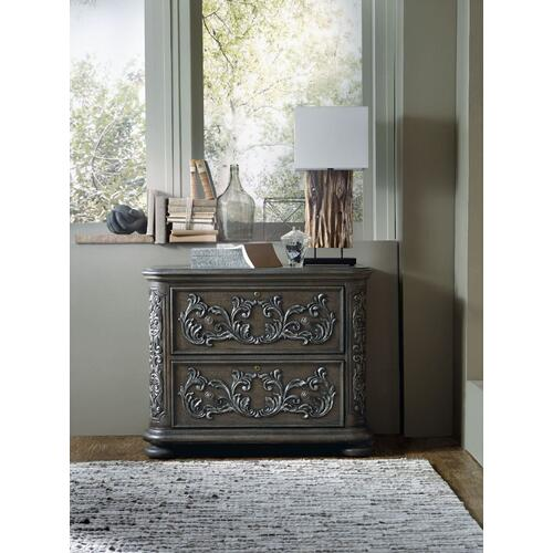 Home Office Vintage West Lateral File