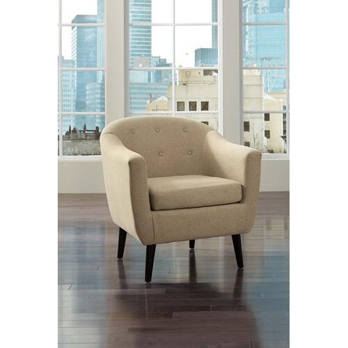 Klorey Accent Chair Khaki