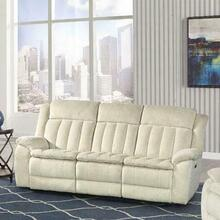 See Details - CUDDLER - LAUREL ECRU Power Sofa