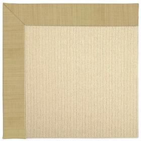Creative Concepts-Beach Sisal Dupione Bamboo - Rectangle - Custom