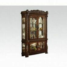 ACME Vendome Curio Cabinet - 62023_KIT - Cherry