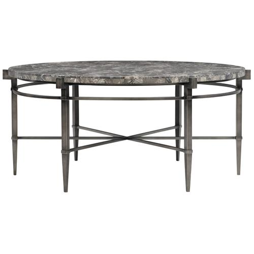 Mariposa Round Cocktail Table