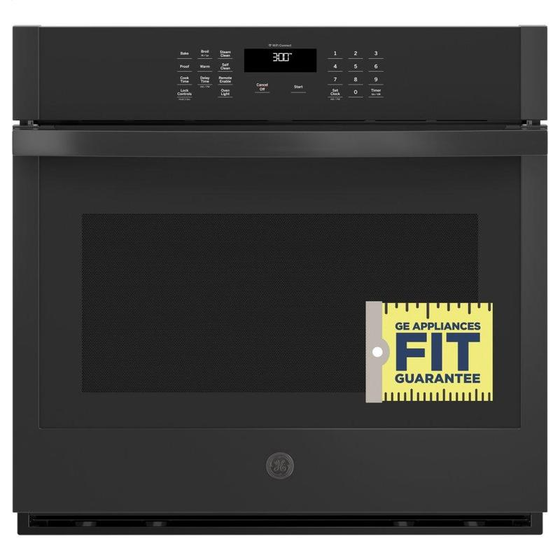 """GE® 30"""" Smart Built-In Self-Clean Single Wall Oven with Never-Scrub Racks"""