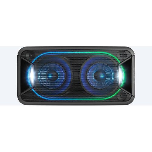 XB90 EXTRA BASS High Power Audio System with built-in battery