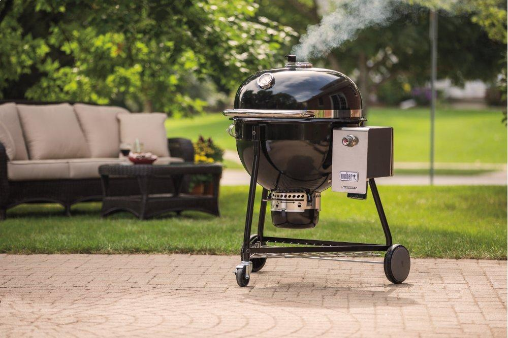 SUMMIT® CHARCOAL GRILL - 24 INCH BLACK Photo #2