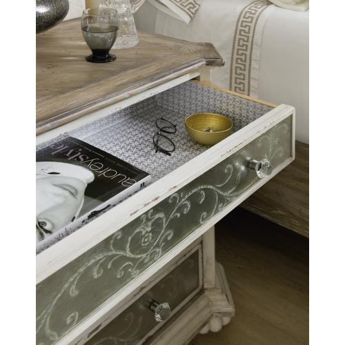 Hooker Furniture - Sanctuary Jolie Fleur Bachelor Chest