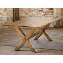 "Bench*Made Maple 90"" Rectangular Table"